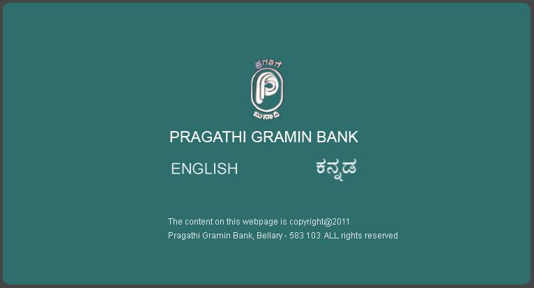 Pragathi Gramin Bank